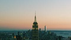 New York-2016091237.jpg (intoruth) Tags: 30rock 30rockerfellarplaza empirestatebuilding holiday newyork rockerfellarcenter rockerfellarplaza sister topoftherock usa