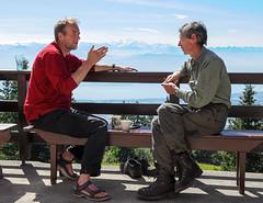 20160812_005_DennisWansink (Dennis Wansink) Tags: zoogdiervereniging zomerkamp bergen jura rollinnverlinde jacquesgilliéron montblanc alpen panorama vaud zwitserland ch