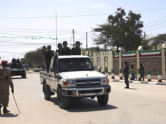 Independence Day Parade (Clay Gilliland) Tags: somaliland hargeisa youngpioneertours independenceday parade