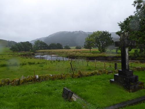 Kilmodan churchyard