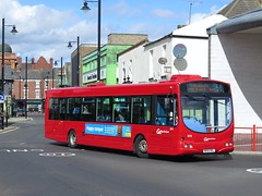 Go North East 5215 (NK54NVL) - 11-09-16 (peter_b2008) Tags: gonortheast goaheadgroup gonorthern scania wright solar 5215 nk54nvl buses coaches transport buspictures