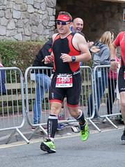 Tenby Ironman-20160918-8698.jpg (llaisymor) Tags: sion wales race runner athletes running run tenby pembrokeshire triathletes ironman ironmanwales 2016 triathlon competition sport triathlete