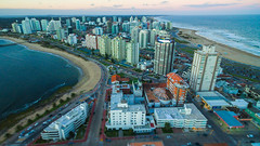 La vista! Punta del este (Marcelo Campi) Tags: aerial drone djiglobal urbanexploration ocean beach sand cityscape building architecture arquitectura playa oceano sea mar summer sunset atardecer sky green bluehours
