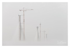 Cloud Construction (NorthernXposure) Tags: forth bridge queensferry crossing scotland mist cloud inversion