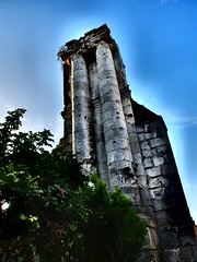 Mont St-Eloi, 62, 25/09/16F5057 (beatlinemusic) Tags: mont saint eloi 62 abbaye facade abbey france north nord ww2 remains pictures photographs amazing beautiful landscape religion
