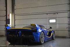 Passione Ferrari 2016 - Ferrari La Ferrari FXX K (Si 558) Tags: passione ferrari laferrari passioneferrari 2016 silverstone laferrarifxxk fxx