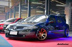 Renault Mgane (AutoCustom) Tags: aro17 taludo suspensoaar renault megane airsuspension airride pelotas