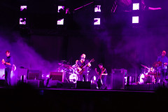 Arend- 2016-09-11-159 (Arend Kuester) Tags: radiohead live music show lollapalooza thom york phil selway ed obrien jonny greenwood colin clive james rock alternative amoonshapedpool