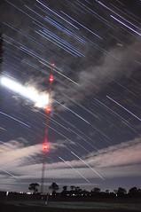 Gungahlin MF Startrail (buckles89) Tags: canberra startrail multiple exposure night outdoor sky