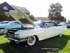 1960 Cadillac Series 62 Convertible (JCarnutz) Tags: 1960 cadillac series62 cadillaclasallefallfestival gilmorecarmuseum