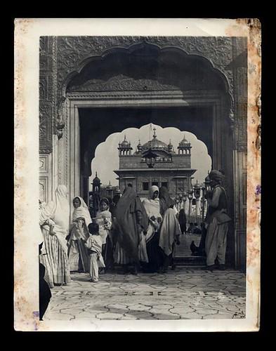 Image result for tarn taran darbar old photo flickr
