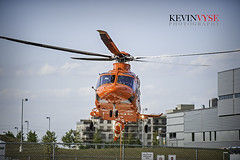 Take Off (Kevin Vyse Photography) Tags: saved orange ontario canada up hospital flying lift wind air flight patient landing helicopter help paramedics emergency woodstock blades pilots ornge kvphotography