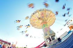 topsy turvy. (Javin Lau) Tags: carnival summer toronto ontario canada ride centre spin exhibition cne national