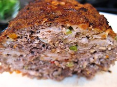 Meatloaf, the all American comfort food