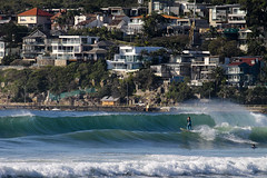 Manly (Sam_Liddy) Tags: beach bronze sand surf waves south manly north sydney australia swell steyne