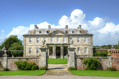 Antony House - Cornwall (Baz Richardson (trying to catch up!)) Tags: cornwall nationaltrust georgianarchitecture countryhouses antonyhouse