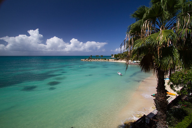 Blue Waters, Antigua