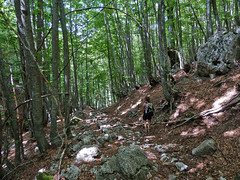 Escursionismo Parco Abruzzo - Monte Metuccia