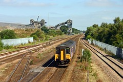 "CRW_9724_RJ (Darren J Hedges) Tags: train rail railway trains railcar multiple railways sprinter 1502 dmu northernrail serco abellio unit"" class1502 ""diesel northentrains"