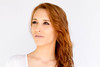 (Abitdizzy) Tags: portrait woman white girl beauty redhair memorycorner memorycornerportraits