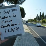 "Today is for Craig Randleman and FLASK <a style=""margin-left:10px; font-size:0.8em;"" href=""http://www.flickr.com/photos/59134591@N00/7981841400/"" target=""_blank"">@flickr</a>"