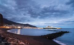Playa de Bajamar (Brea Alta, Isla de La Palma). (Dominic Dhncke) Tags: espaa santacruz spain nikon playa canarias tokina lapalma canaryislands dominic d2h 1224 breaalta daehncke dhncke