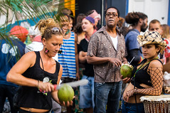 Observers (Seitrams) Tags: london coconut streetphotography machete coconuts nottinghillcarnival observer observing coconutwater youngcoconuts yahoo:yourpictures=yoursummer