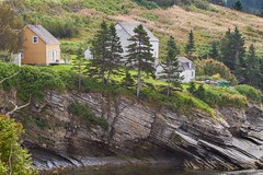 Fisherman's Home (claudeallaert) Tags: landscape 7d canon100400l gaspepeninsula forillonnp