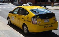 Hybrid Union Cab