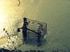 shopping trolley (Tadgh ó Maoildearg) Tags: england london thames mud trolley discarded tidal grays thurrock