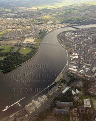 iPhone - Derry Air ! (James Whorriskey (Delbert Jackson)) Tags: uk ireland catchycolors photo airport photographer picture aerial londonderry eglinton northernireland waterside derry ulster peacebridge cityofderry riverfoyle cityside 2013 impressionsexpressions cityofculture ebrington aroundus craigavonbridge jameswhorriskey delbertjackson jameswhoriskey jameswhorriskeyphotography