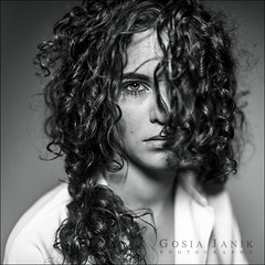 Carlota (gosia janik) Tags: madrid portrait studio book retrato actress portfolio gosiajanik
