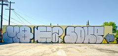 MQ, Haeler, Soup (TheHarshTruthOfTheCameraEye) Tags: soup graffiti la losangeles los al angeles large run ups kings mq be otr msk rollers mad tnt society better bombing throw throwups bbb lod dms atlarge ontherun throwies madsocietykings mkue mque losangelesgraffiti hael haeler betterbebombing