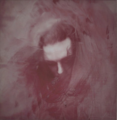 DramatisDona (Lacunar Spectare) Tags: red portrait abstract art canon dark painting rouge photography eos weird photo paint surreal van mystic florent penseur abstrait copen stanislas boissinot lacunarspectare dramatisdona