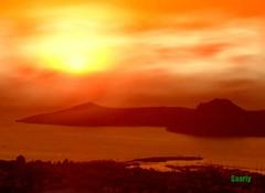 BODRUM SUNSET BEAUTY FROM HILLSIDE UP   (*Saariy*) Tags: sunset bodrum saariy saariysqualitypictures