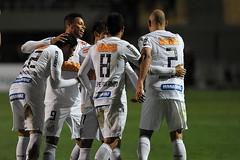 Comemoração segundo gol (Santos Futebol Clube) Tags: santos rodrigo fc bruno gol santosfc recopa