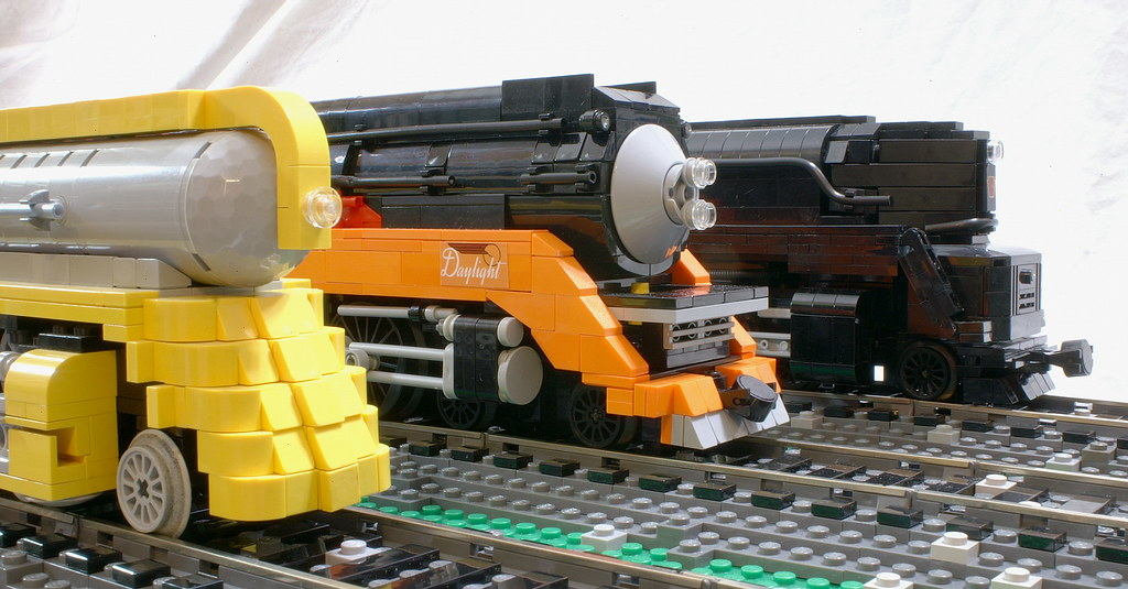 The World's Best Photos of dreyfuss and lego - Flickr Hive ... Henry Dreyfuss Train