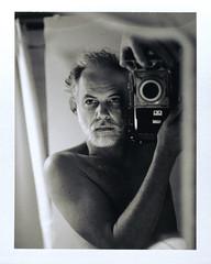 Public Image (seymour templar) Tags: bw self polaroid explored fujifp3000b landcamera110a seymourtemplar