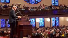 Michael Duffy speaking