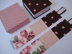 .Dia do Professor (Passamanaria) Tags: artesanato craft patchwork lembrancinhas marcadordelivro passamanaria bloquinhos