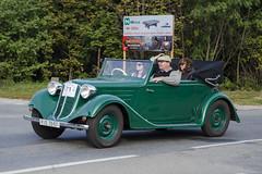 Tatra 75 Cabriolet (1935) (The Adventurous Eye) Tags: classic car race climb do hill brno 75 rallye tatra cabriolet 1935 kabriolet závod soběšice vrchu brnosoběšice