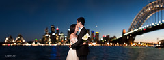 my dearest friend (Linh_rOm) Tags: wedding panorama nikon photographer sydney australia september nsw faves flex 2012 sydneyoperahouse habourbridge cls tt5 htl linh tt1 20faves pocketwizard lumiquestsoftbox ahieu linhrom brenizermethod 17frames sydneyskylinepanoramaportrait