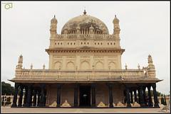 Gumbaz (Jogesh S) Tags: india heritage tomb asi srirangapatna karnata tippu tippusultan gumbaz