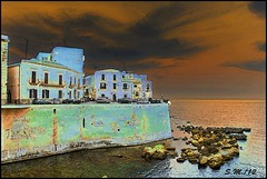 Ortigia Siracusa (Laralucy) Tags: italy mare digitalart sicily siracusa ortigia elaborazione thegalaxy magicunicornverybest galleryoffantasticshots rememberthatmomentlevel1