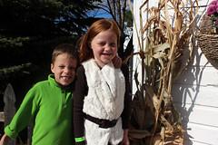 IMG_0659 (Visit Grand Forks) Tags: halloween animals kids children pumpkin skeleton games haunted maze recreation bats gf ghouls egf