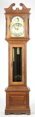 25. 20th Century Grandmother Clock