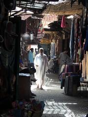 Have I seen an angel? (Shahrazad26) Tags: marrakech morocco marokko maroc souq medina