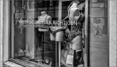Werbung ist alles / Advertising is all (ludwigrudolf232) Tags: schaufenster werbung