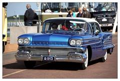 1958 - Oldsmobile 88 Holiday (Ruud Onos) Tags: 1958 oldsmobile 88 holiday al5173 1958oldsmobile88holiday oldsmobile88holiday nationale oldtimerdag lelystad nationaleoldtimerdaglelystad ruudonos oldtimerdaglelystad havhistorischeautomobielverenigingnederland