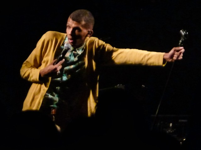 Stromae - Trabendo Intersession - Le Trabendo, Paris (2013)